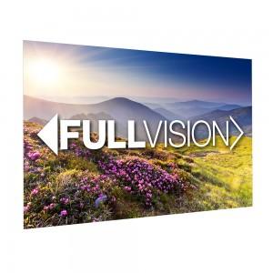 Rahmenleinwand FullVision 16:9