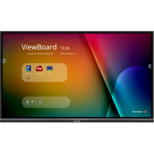 ViewSonic IFP7550-3 4K Ultra HD Meetingraum Touch-Display