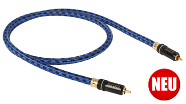 GOLDKABEL Highline Koax MKIII Digital Audio-Kabel